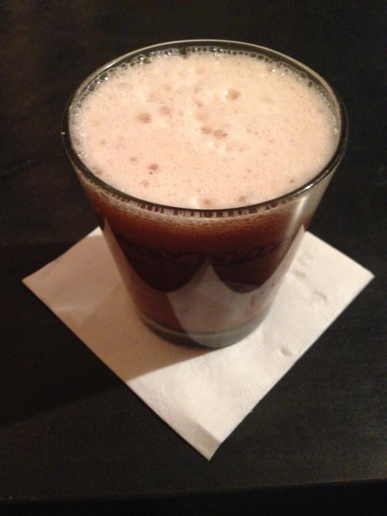 Eggcream Cocktail